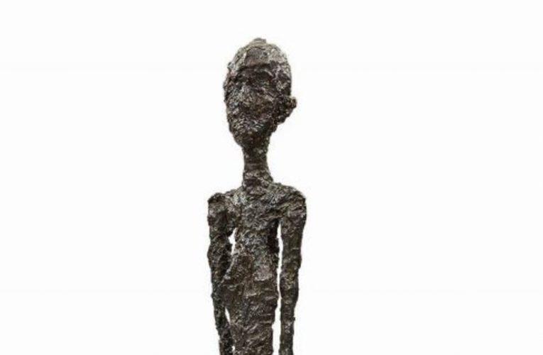 Perelman Seeks $90 Million for Monumental Giacometti Statue