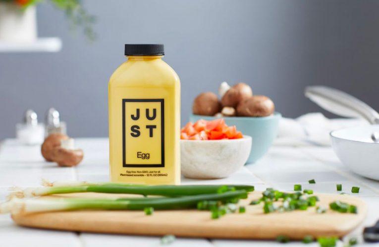Eat Just, Maker of Plant-Based Eggs, Eyes $2 Billion Valuation