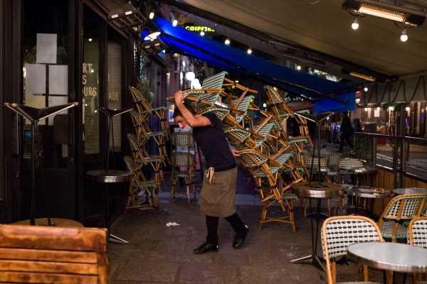 Coronavirus Lockdowns Bring Recession Threat Back to Europe