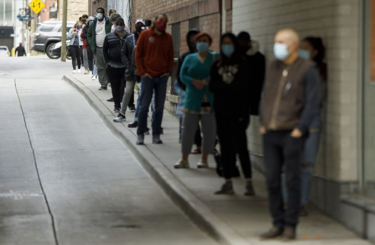 Canada Clamps Down as Second Virus Wave Hits Toronto, Montreal