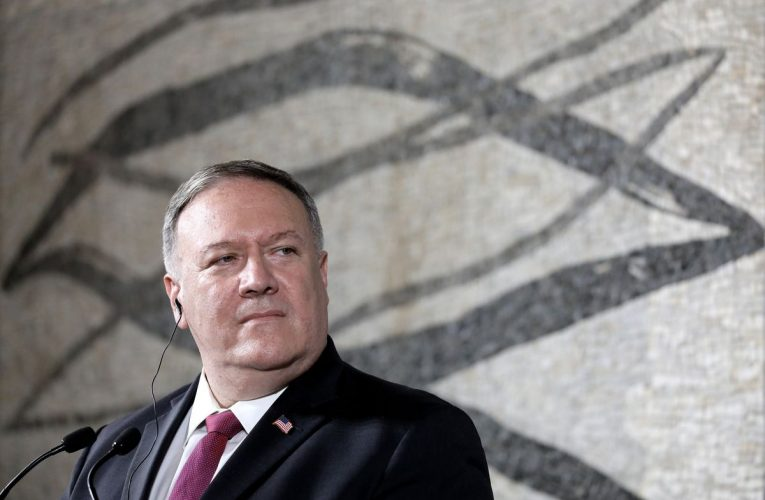 Pompeo Shortens Asia Trip as White House Grapples With Virus