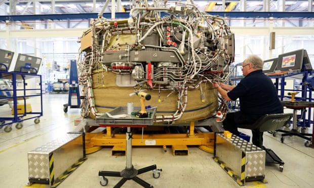Aerospace industry records worst quarter as Covid halts sales