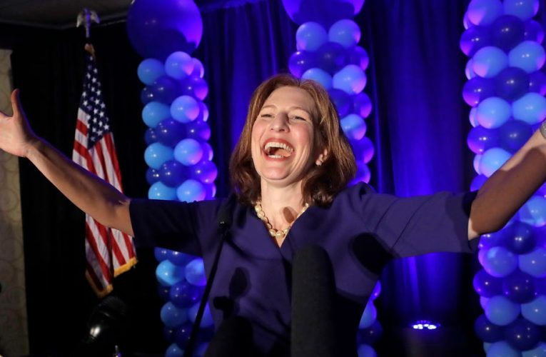 First-term Rep. Kim Schrier squares off against Republican Jesse Jensen in Washington's 8th Congressional District