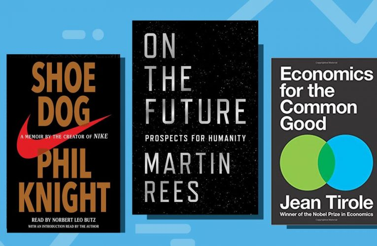 Here are the 20 economics, self-help, and strategy books C-suite execs are reading to get their firms through COVID-19