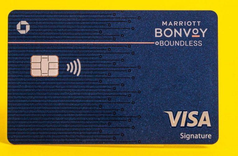 The Marriott Bonvoy Boundless card is offering its best welcome bonus yet: 5 free nights,worth up to 250,000 Marriott points