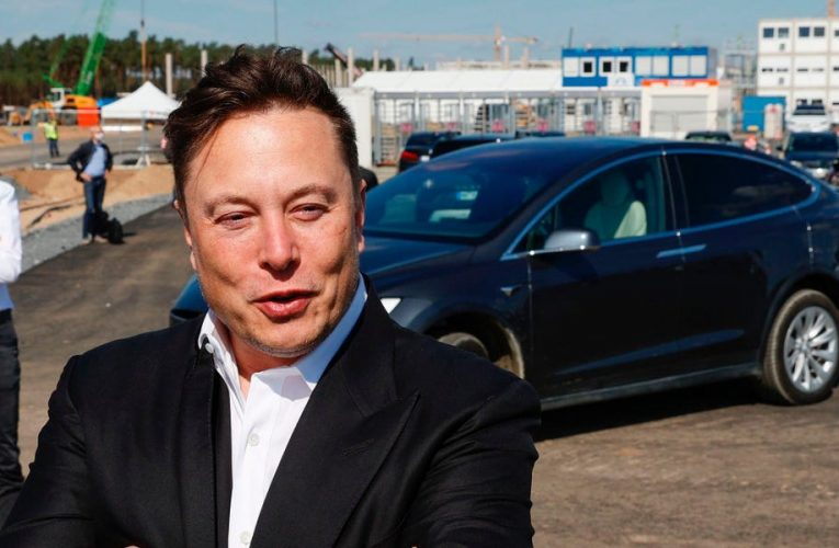 Tesla beats expectations for vehicle deliveries during what Elon Musk called 'one of our toughest quarters in global logistics'