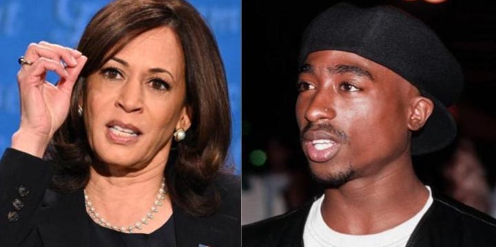 Tupac's relative says the Trump campaign was 'clearly disrespectful' to leave a ticket for the late rapper at vice presidential debate