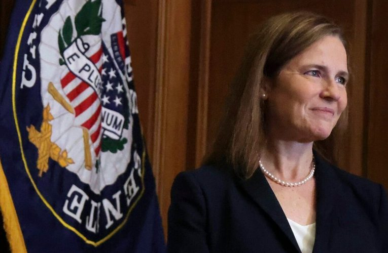 Ken Starr: Amy Coney Barrett could be on Supreme Court for 4 decades and become next chief justice