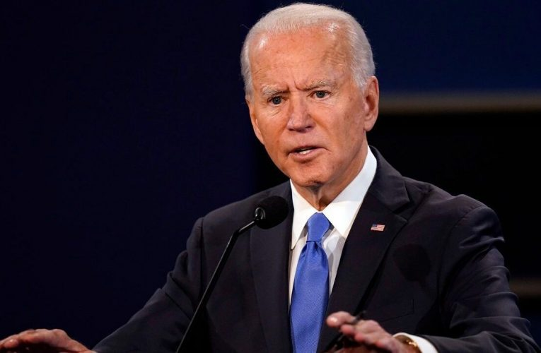 Biden will 'campaign aggressively' in final stretch, top aide insists
