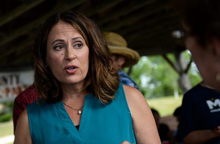 Iowa Sen. Ernst's Democratic challenger accused of breaking campaign finance rules for 3rd time