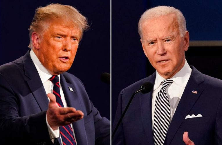 Top pro-Trump super PAC takes aim at Biden in new $10M ad blitz