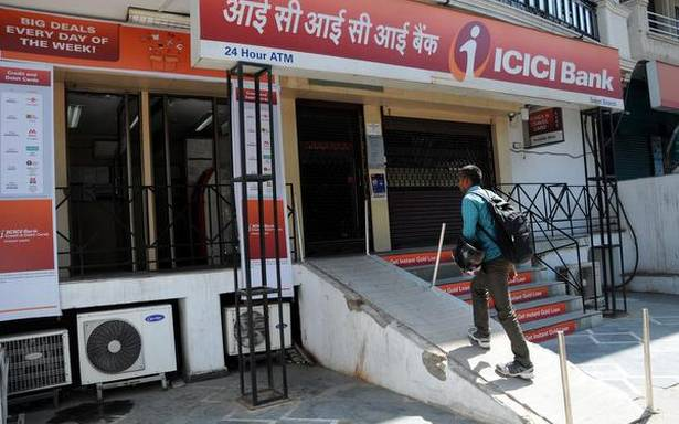 ICICI Bank net rises sixfold to ₹4,251 cr.