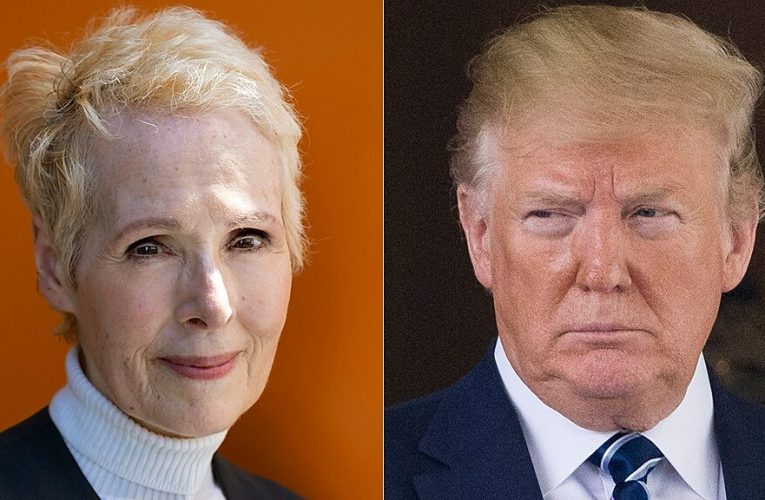 Judge rejects DOJ attempt to replace Trump as defendant in E. Jean Carroll slander case