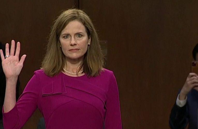 Michael Davis: Democrats' Amy Coney Barrett message – Catholic federal judicial nominees need not apply