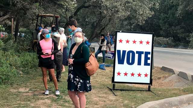 Texas voters won't be required to wear masks at polling locations, appeals court rules