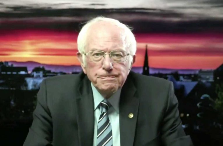 Bernie Sanders: The Average Republican Senator Knows Trump Has Lost