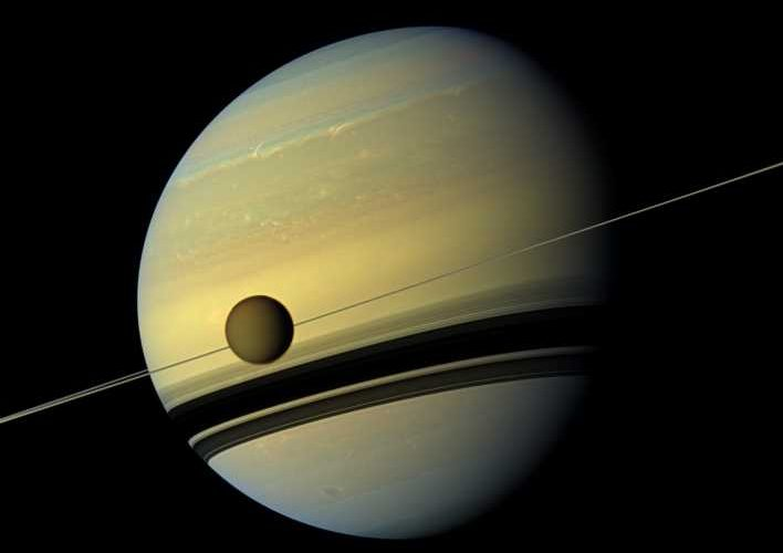 Saturn's moon Titan may have ideal conditions to support alien life, astronomers find