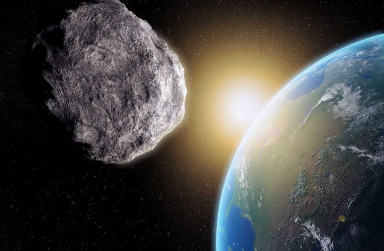 Pickup truck-sized ASTEROID came less than 250 miles from hitting Earth, Nasa reveals