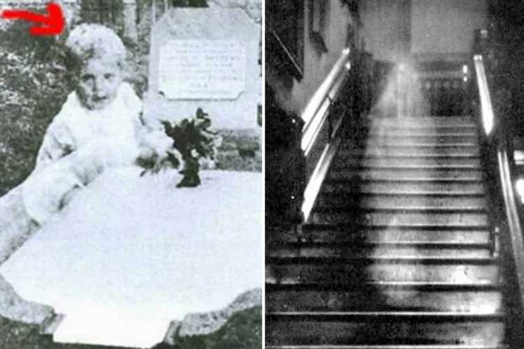 Most famous GHOST photos from history – including spectral soldiers and dog apparitions
