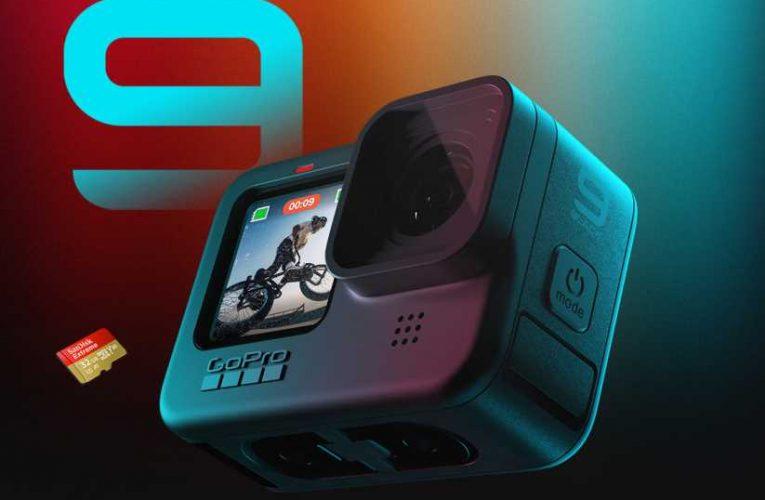Save £225 on GoPro Hero9 bundle in HUGE Black Friday deal