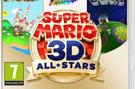 Super Mario 3D All-Stars at lowest ever price in the Amazon Black Friday sale