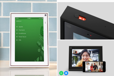 Facebook's Portal Mini smart speaker-screen to rival Alexa down from £129 to £65 for Black Friday