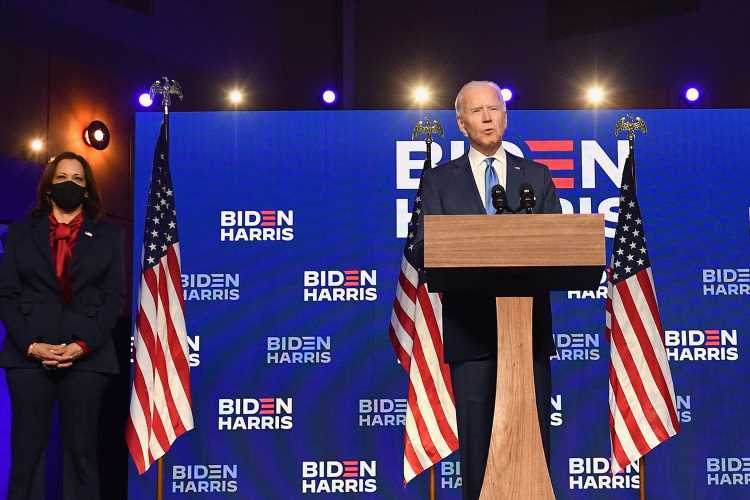 Joe Biden's 'Not Waiting to Get the Work Done' for His Presidency But Stops Short of Declaring Victory