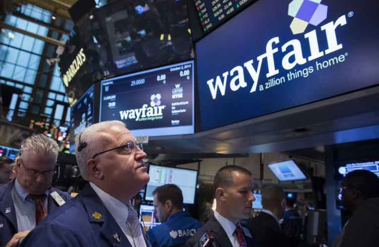 Stocks making the biggest moves in the premarket: Wayfair, Jazz Pharmaceuticals, Cirrus Logic & more