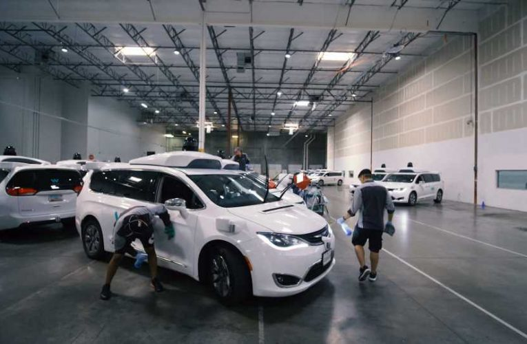 Waymo sends staff 'urgent' Covid safety procedures, employees could be fired if violated
