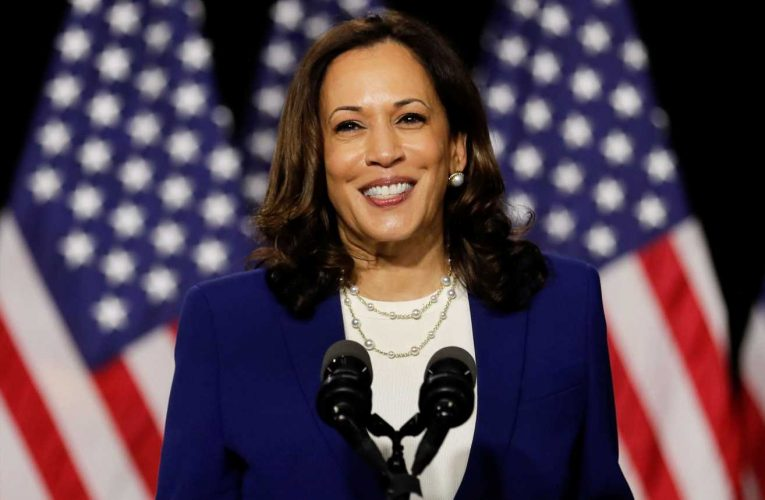 Kamala Harris makes history as the first woman, person of color elected vice president