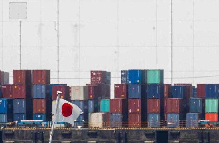 Japan's long run of falling exports slows as auto demand perks up
