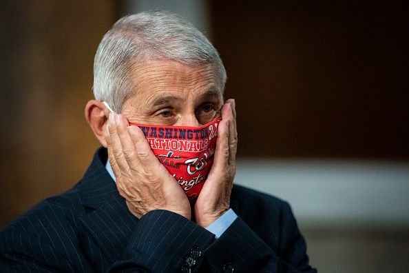 Dr. Fauci orders takeout several times a week: 'I feel it's almost a neighborly obligation'