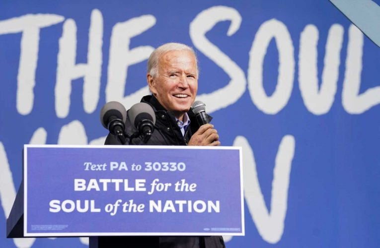 Joe Biden's fundraiser list includes more than 30 executives with Wall Street ties