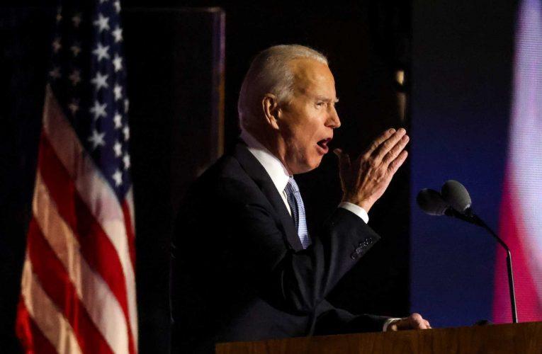 Joe Biden's climate change agenda faces an uncertain future in the Senate