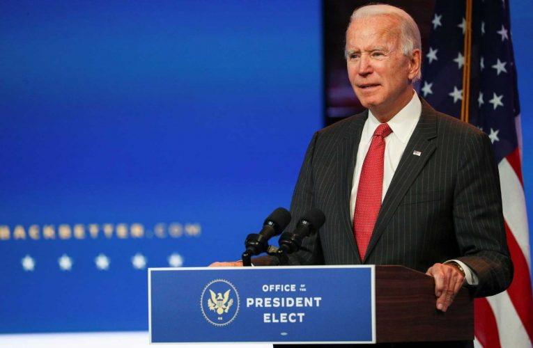 Pennsylvania certifies Biden win over Trump in state