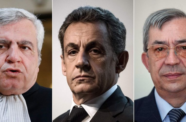 Sarkozy's Burner Phone, a Job in Monaco and a Corruption Trial