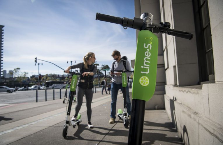 Lime Scooter Startup Sees Its First Cash-Flow Positive Quarter