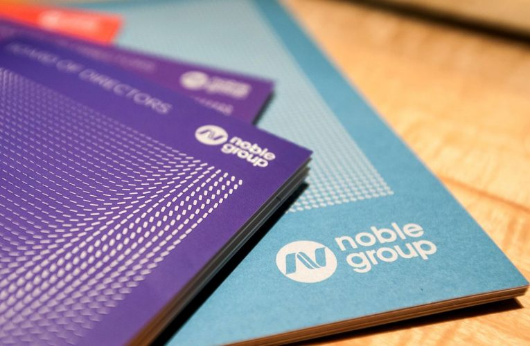 Noble Group Sees Pandemic Disruption Continuing as It Posts Loss