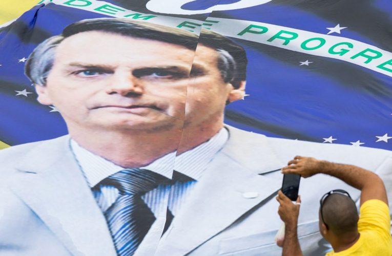 Dozens of Fake Bolsonaros Are Running in Brazilian Elections
