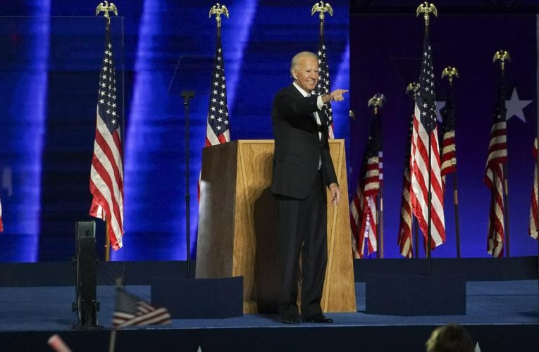 Biden Launches Transition, Covid Plan as Trump Eyes Court Fight