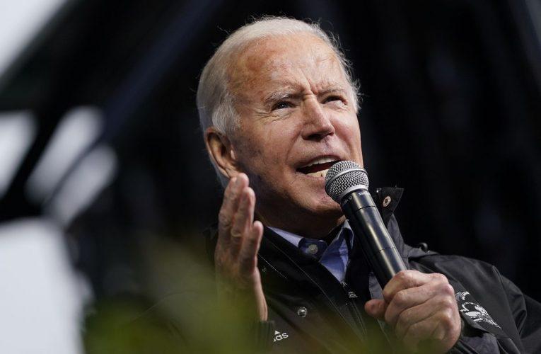 Biden Warns Trump Against Declaring Early White House Win