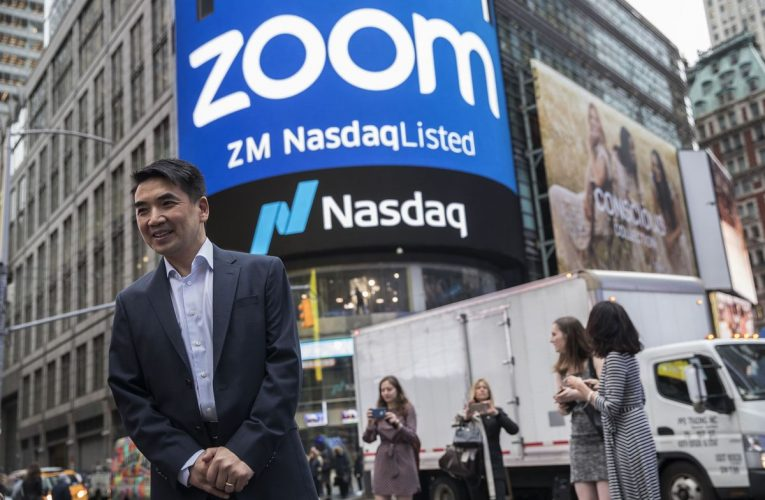 Zoom Founder Drops $5 Billion as Vaccine Hits Covid Winners