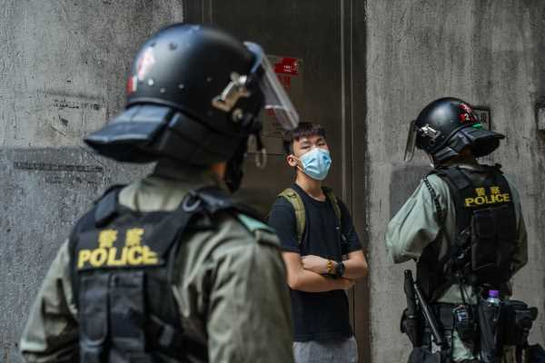 Hong Kong Starts Tip Line to Report National Security Crimes