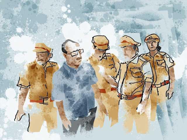 Arrest of a Banker