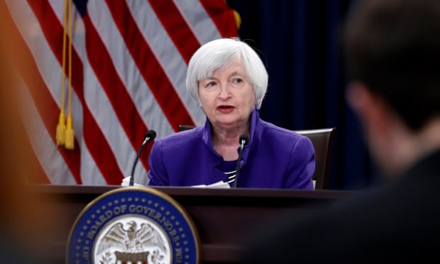 Former Fed chair Janet Yellen set to become first female treasury secretary