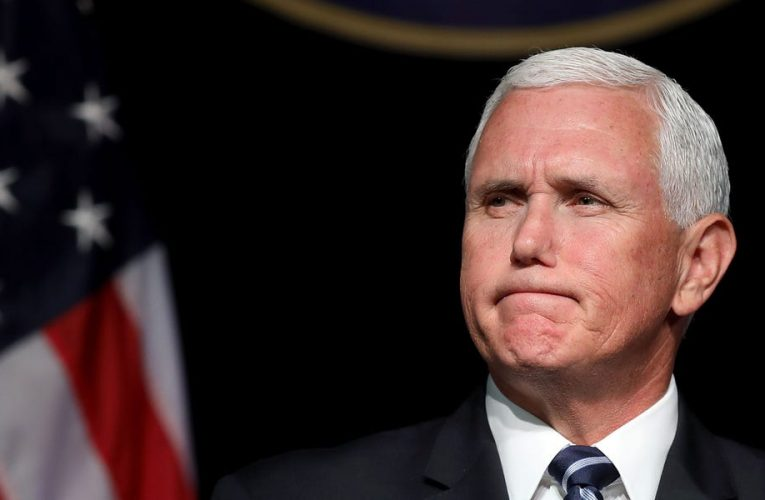 Mike Pence suggests the Trump administration will be in place for four more years despite Biden victory: 'That's the plan'