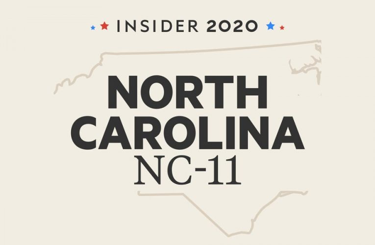 GOP candidate Madison Cawthorn faces off against Moe Davis in North Carolina's 11th Congressional District