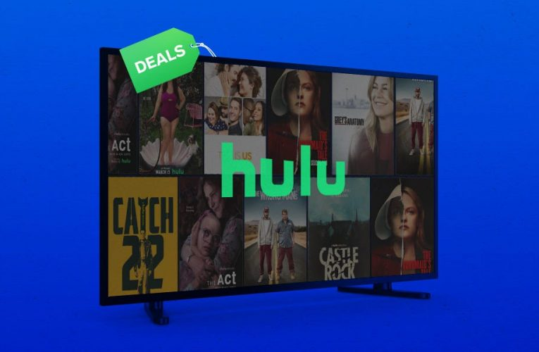 Black Friday deal on Hulu: Sign up for a one-year subscription for only $24