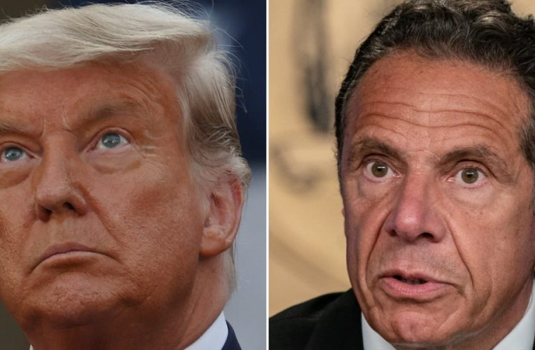 President Trump threatens to withhold COVID-19 vaccine from New York in new feud with Governor Cuomo