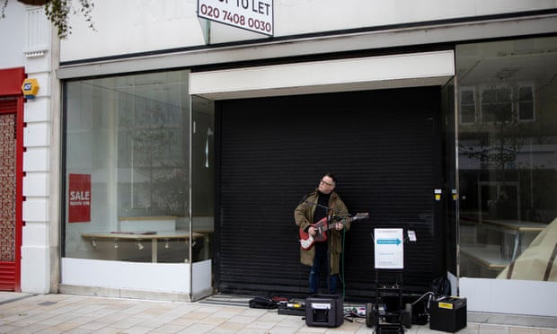 Up to 18,000 UK high street premises could be vacant amid Covid crisis